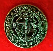 1539 SZAPOLYAI JÁNOS ARANYFORINT UTÁNVERET! ARANY:3,5g / 986 UNC -500 db-os LIMITÁLT ÉRME
