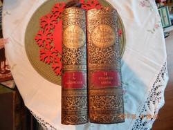 A PALLAS Nagy Lexikona - az összes ismeretek enciklopédiája tizenhat kötetben -I. kötet
