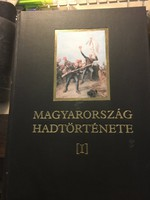 Magyarország Hadtörténete I.és II.