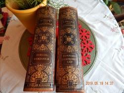 A PALLAS Nagy Lexikona - az összes ismeretek enciklopédiája tizenhat kötetben - 4. és 5. kötet