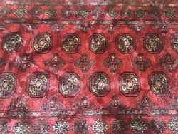 Gépi bochara geometrikus szőnyeg 110x63cm