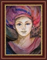 Imola - Magony Henriett festmény