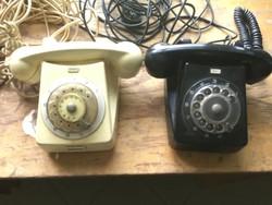 Tárcsás telefonok