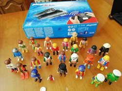 Playmobil játékok egyben