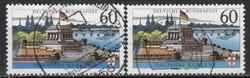 Pecsételt Német 0038 Mi 1583  x,y       35,70 Euró