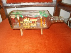 türelem üveg türelemüveg  palack