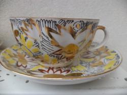 Lomonosov aranyozott teás csésze 4
