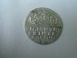 1546 Öreg zsigmond ezüst garas.