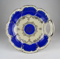 0X065 Oscar Schlegelmilch porcelán kínáló tál 25cm