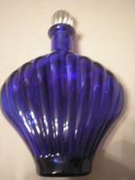 Szecessziós,parfüm-olaj üveg