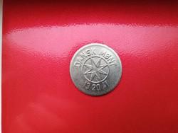 Dán érme - 25 Spillemærke - Indløses Ikke - Dansk Mønt 13 20 41