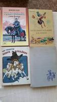 Toldi Miklós, A kóchuszár, Medve a szekéren,Müchhausen báró kalandjai könyv eladó