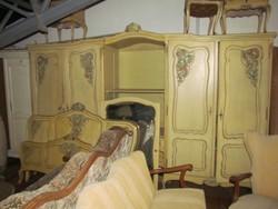 Barokk hálószoba garnitúra