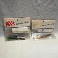 Amerikai horgász csali csomag 8db