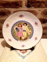 Royal Doulton tányér eredeti dobozában