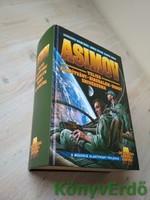 """Asimov teljes Alapítvány / Birodalom / Robot univerzuma """"A"""" kiegészítő kötet"""
