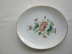 Hollóházi porcelán tál