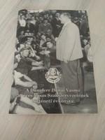 A Dunaferr Dunai Vasmű 50 éves Vasas szakszervezetének történti évkönyve