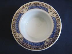 Régi porcelán asztali gyertyatartó