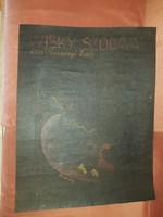 70 éves plakát, Wisky szódával, vastag papíralapú, puha kartonon, Harsányi Zsolt, Andrásy