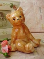Bodrogkeresztúri aranyos ülő maci