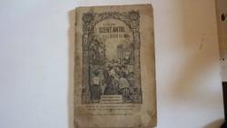 Antik újság-könyv