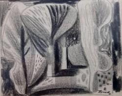 Bene Géza (1900-1960): Táj