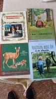 A rendíthetetlen ólomkatona, Erdei történetek, Anya és gyermeke az állatvilágban