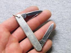KK429 Antik Angol 925 ezüst zsebkés fémjelzett