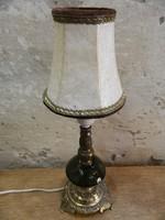Angol antik / vintage asztali lámpa