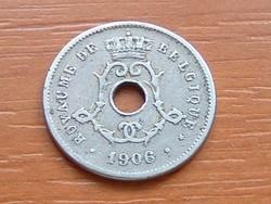 BELGIUM BELGIQUE 5 CENTIMES 1906   #