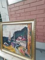 Aba-Novák jelzett festmény!