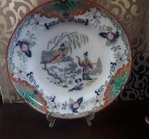 Petrus Regout antik holland tányér - TIMOR /  2414