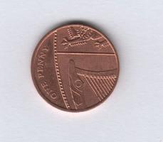 Angol 1 Penny 2010 (0074)