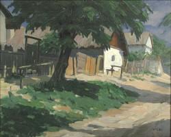 Viski János : Árnyas utca