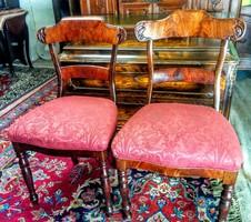 Antik 2 db szék