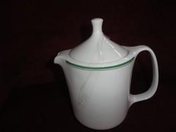Alföldi teáskanna, napi használatra.