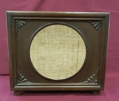 Dr. Nesper antik hangszóró