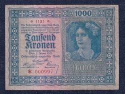 1000 Corona 1922/id 9651/