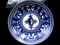 Crespo spanyol fali tányér