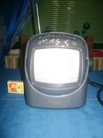 Retro TRION Vision tévé-rádió