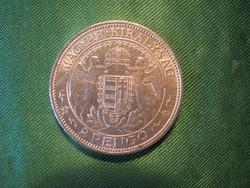 Ezüst 2 pengő 1937. Madonnás