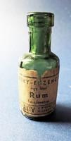 Rum aroma Réthy kis üveg a haború előttről