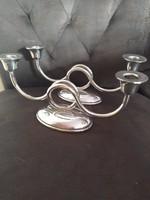 Art deco ezüst gyertyatartók 164 ft/g