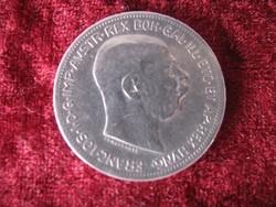 Ezüst 2 korona 1913. Ferenc József