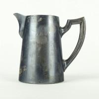0X142 Antik ezüstözött BERNDORF kávéházi kiöntő