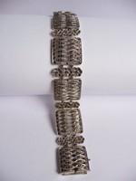 Theodor Fahrner antik art deco ezüst karkötő