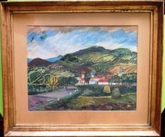Luzsicza Lajos: Tolcsva 1963