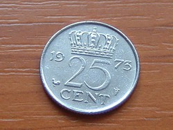 HOLLANDIA 25 CENT 1973