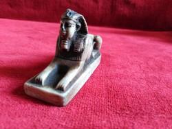 Szfinx Szobor egyiptomi dísztárgy (8 cm Szfinx)